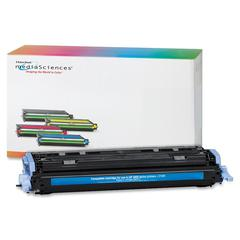 Media Sciences Media Sciences 39829/30/31/32 Toner Cartridges - Cyan - Laser - 2000 Page - 1 Each