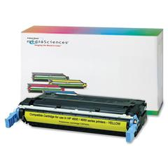 Media Sciences Toner Cartridge - Alternative for HP (641A) - Laser - 8000 Pages - Yellow - 1 Each