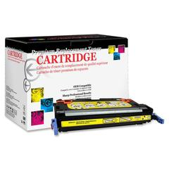West Point Products Remanufactured Toner Cartridge Alternative For HP 502A (Q6472A) - Yellow - Laser - 4000 Page - 1 Each
