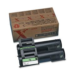 Xerox Black Toner - Laser - 10000 Pages - 2 / Box