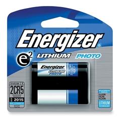 Energizer 2CR5 e2 Lithium Photo 6-Volt Battery - 2CR5 - Lithium (Li) - 6 V DC - 24 / Carton
