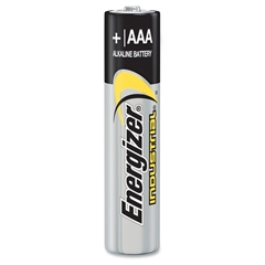 Energizer Industrial Alkaline AAA Batteries - AAA - Alkaline - 144 / Carton