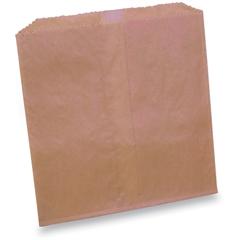 RMC Sanitary Wax Paper Liners - Brown Kraft - 500/Carton - Sanitary