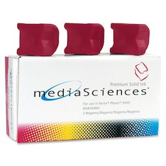 Media Sciences Solid Ink Sticks - Solid Ink - 1 Each