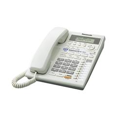 Panasonic KX-TS3282W Standard Phone - White - 2 x Phone Line