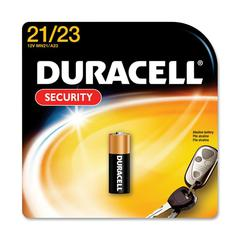 Duracell 12-Volt Security Battery - Alkaline - 12 V DC - 1 Each
