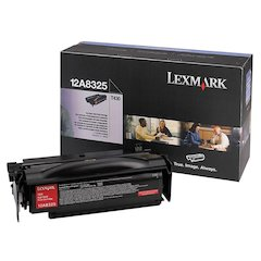 Lexmark Toner Cartridge - Laser - High Yield - 12000 Pages - Black - 1 Each