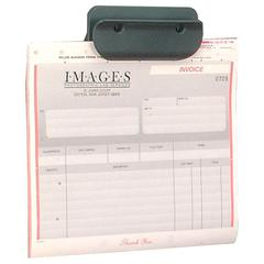 "Verticalmate 3"" Clip - 2"" Width - for Document - 1 Pack - Slate Gray - Plastic"