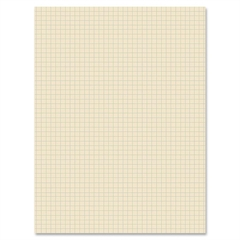 "Drawing Paper - 500 Sheets - Printed - 9"" x 12"" - Manila Paper - 500 / Pack"