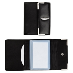 Rolodex Personal Business Card Book - 36 Capacity