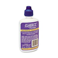 Classix Custom Self-Inking Refill - 1 Each - Blue Ink - 2 fl oz