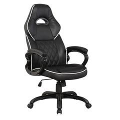 High Back Executive Sport Race Office Chair. Color: Black