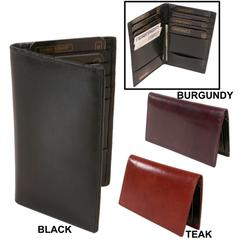 Leather CORDOBA Card caddy Wallet