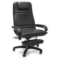 OFM Barrister Executive Recliner Black