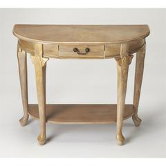 BUTLER KIMBALL DRIFTWOOD CONSOLE TABLE