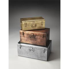Spirit Iron Storage Trunk Set, Hors D'oeuvres