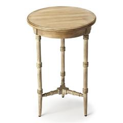 Isla Driftwood Accent Table, Driftwood