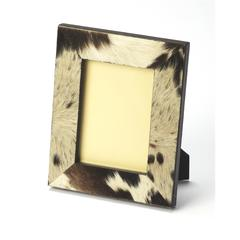San Angelo Hair-On-Hide Picture Frame, Hors D'oeuvres