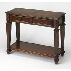 Butler Hastings Nutmeg Console Table