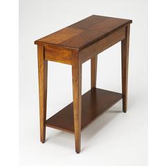 Butler Jansen Olive Ash Burl Chairside Table