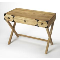 Butler Forster Natural Mango Writing Desk