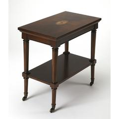 Butler Geoffrey Plantation Cherry Server Cart