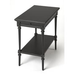 Butler Easterbrook Black End Table
