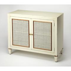 Butler Hyannis White Console Cabinet