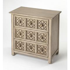 Butler Moncreif Natural Mango Accent Chest