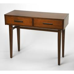 Butler Lavery Olive Ash Burl Console Table