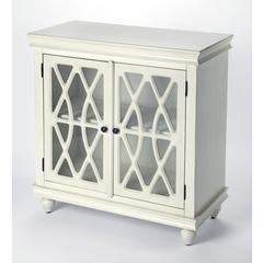 Butler Lansing Off White Accent Cabinet