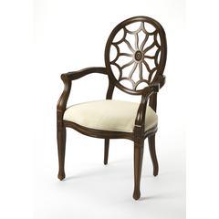 Butler Allison Plantation Cherry Accent Chair