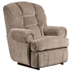 Flash Furniture Big and Tall 350 lb. Capacity Gazette Pewter Microfiber Recliner