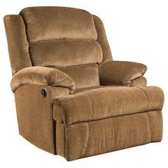 Flash Furniture Big and Tall 350 lb. Capacity Aynsley Amber Microfiber Recliner