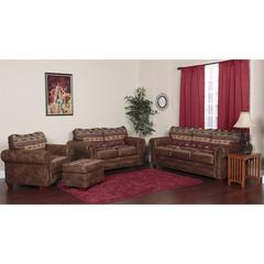 American Furniture Classics Sierra Lodge - 4 Pc Set with Sleeper