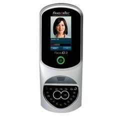 Fingertec Time and Attendance Time Clock with touch, Color Display, Face Recognition ID and RFID - Face ID 3