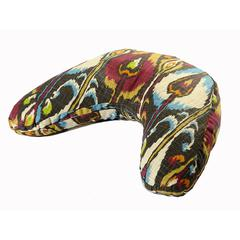 V-Shape Cushion - Bohemian Ikat