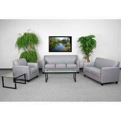 HERCULES Diplomat Series Reception Set in Gray