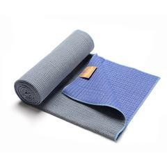 Bamboo Yoga Towel- Sky Blue