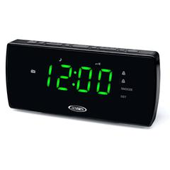 "AM/FM PLL 1.2"" Green LED Display, Dual Alarm"