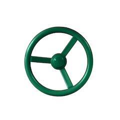 Steering Wheel - Green