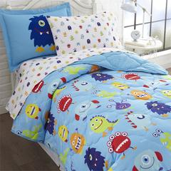 Olive Kids Monsters 7 pc Bed in a Bag - Full