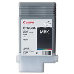 2999B001AA (PFI-105M) Ink, 130mL, Black