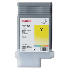 3003B001AA (PFI-105) Ink, 130mL, Yellow