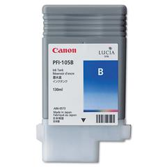 3008B001AA (PFI-105) Ink, 130mL, Blue
