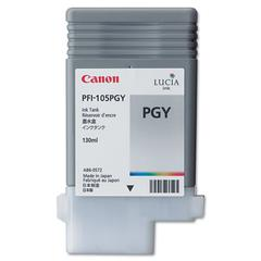 3010B001AA (PFI-105P) Ink, 130mL, Photo Gray