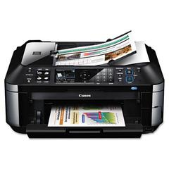 PIXMA MX420 Wireless All-in-One Inkjet Printer, Copy/Fax/Print/Scan