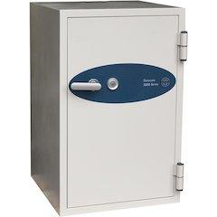 Datacare 1.5-Hour Key Lock Fireproof Media Safe 1.22 cu ft