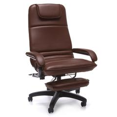 Barrister Executive Recliner Burgundy