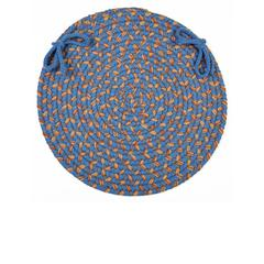 "Easy Living Blue Lake 15"" Chair Pad"